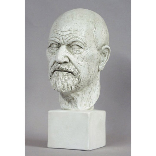 Freud Head On Block 14