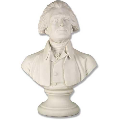 Thomas Jefferson Bust-20
