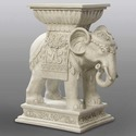 Elephant Indian Pedestal 18