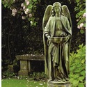 Holy Water Font Angel 50