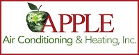 Website for Apple Air Conditioning & Heating Inc