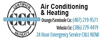 Website for Certified Climate Control LLC