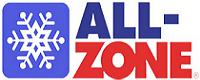 Website for All-Zone Air Conditioning Corp.