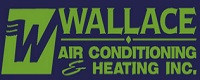 Website for Wallace Air Conditioning & Heating, Inc.