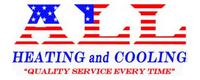 Website for All Heating and Cooling, LLC