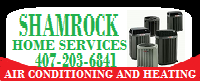 Website for Shamrock Home Services, Inc.