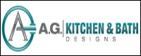 Website for A.G. Kitchen and Bath Designs