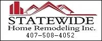 Website for Statewide Home Remodeling, Inc.