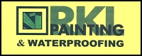 Website for RKL Painting, Inc.