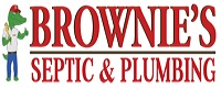 Website for Brownie's Septic and Plumbing, LLC