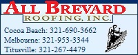 Website for All Brevard Roofing, Inc.