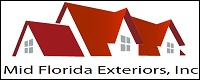 Website for Mid Florida Exteriors, LLC