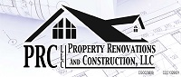 Website for Property Renovations & Construction, LLC