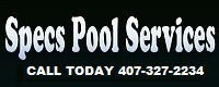 Website for Specs Pool Services