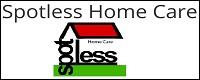 Website for Spotless Home Care