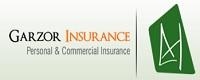 Website for Garzor Insurance, LLC