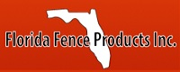 Website for Florida Fence Products, Inc.