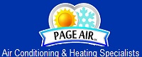 Website for Page Air Inc