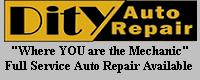 Website for Do-It-Yourself (DitY) Auto Repair, LLC