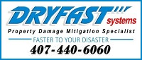 Website for Dryfast Recovery Systems, LLC