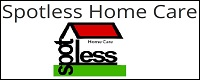 Website for Spotless Home Care