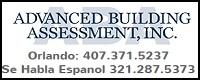 Website for Advanced Building Assessment, Inc.