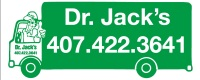 Website for Dr. Jack's Lawn Care, Termite and Pest Control