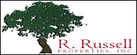Website for R. Russell Properties, Inc.