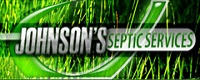 Website for Johnson's Septic Service Inc