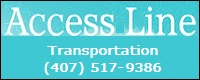 Website for Access Line Transportation, Inc.