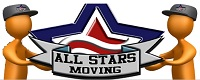 Website for All Stars Moving, Inc.