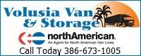 Website for Volusia Van & Storage