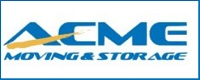 Website for Acme Moving and Storage Services Inc.