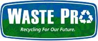 Website for Waste Pro USA, Inc.