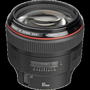 Canon ef 85mm f12 l 1