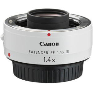 Canon ef extender 14 iii