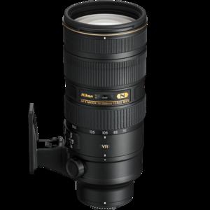 Nikon 70 200mm f28 vrii lens
