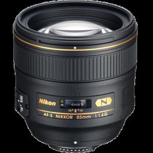 Nikon 85mm f14 lens 1