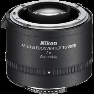 Nikon tc 20eiii converter