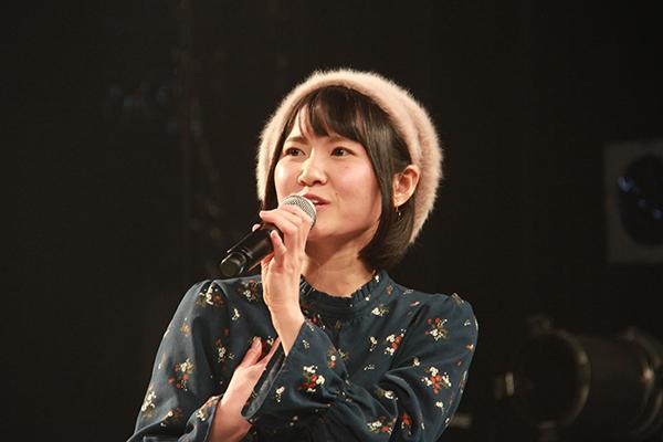 佐藤あずささんTALK LIVE開催!
