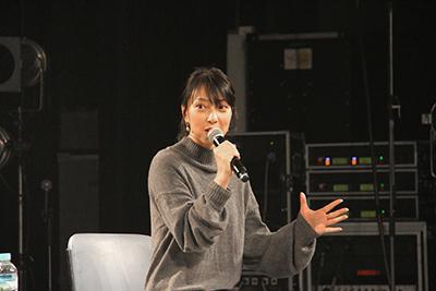 宮村 優子さん TALK LIVE 開催!