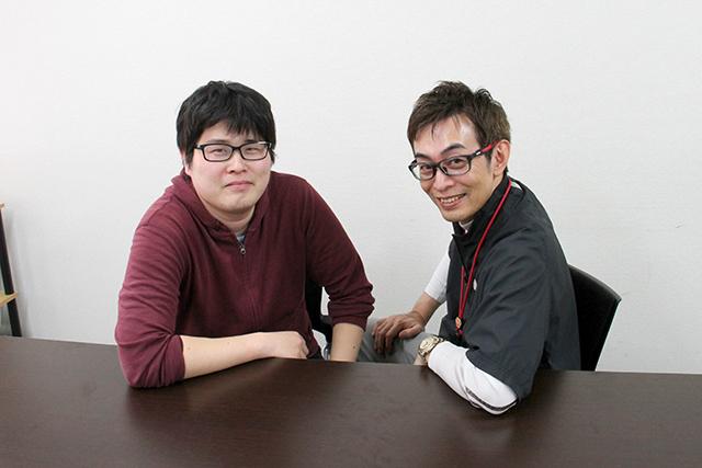 アニメーターコースの卒業生が近況報告に来てくれました!