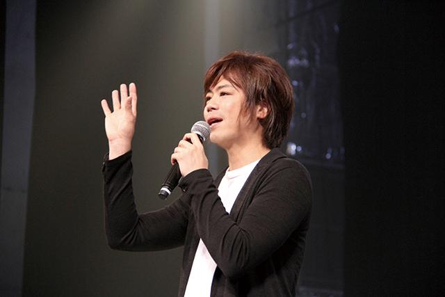 浪川大輔さんTALK LIVE!!