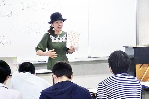 スタイリング講座を開催!!