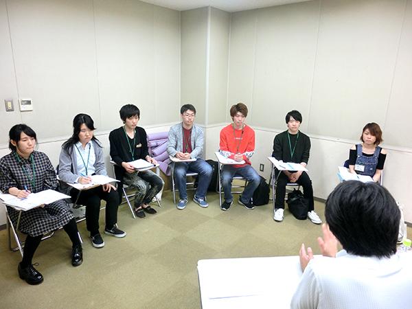 声優学科プロダクション説明会開催!!