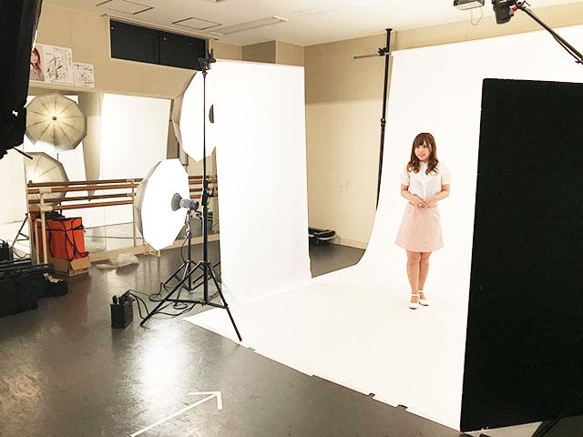 声優学科 プロフィール写真撮影!!
