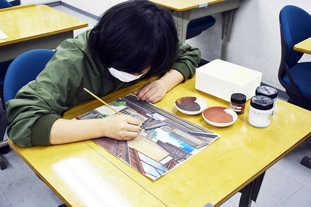 アニメーション美術・背景制作スタジオ「有限会社ムクオスタジオ」に背景職で内定!