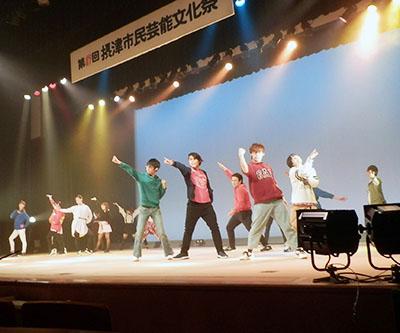 第49回 摂津市民芸能文化祭に参加しました