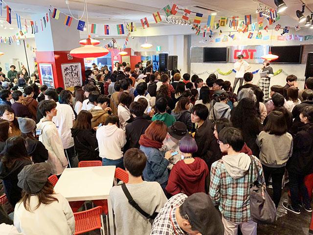【Twitterまとめ】音楽とアニメの学園祭 CAT伝説2018