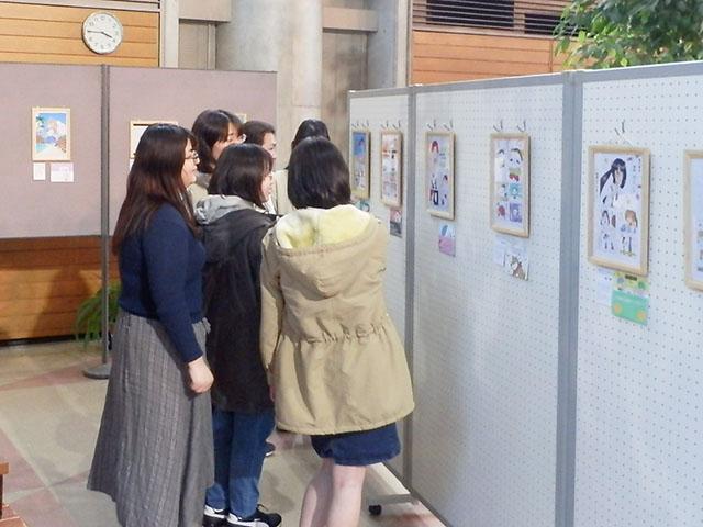 「植物漫画劇場」開催中!